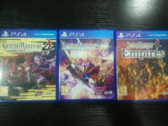 Samurai Warriors 4 series