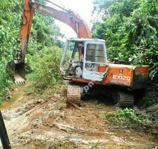 Perkhidmatan excavator