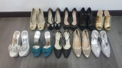 Woman Heels Size 5