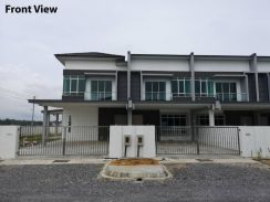 New Double Storey Terrace Kuching-Samarahan