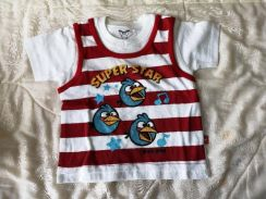 Angry Birds Shirts for boys