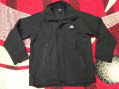 ADIDAS JACKET EMBROIDERED size 95