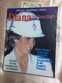 DIANA MEGaZINE - Her True Story - 36page