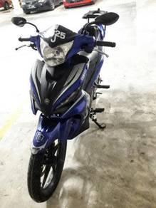 Yamaha LC135 V2 5 Speed