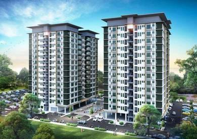 Nilai New Semi-D Condominium