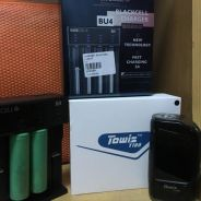 Vape Towis 180 and Fast Charging