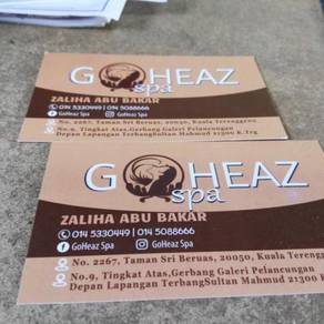 Bisnes Kad Cetak Terengganu Online Mudah