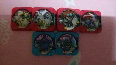 Pokemon tretta chips