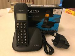 Alcatel Delta 180 BLACK Cordless SPEAKER phone