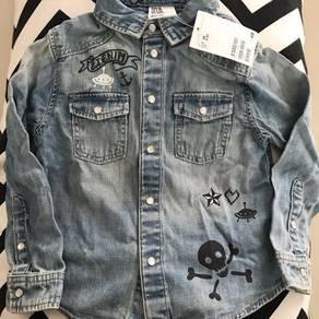 Authentic H&M; Boys Shirt
