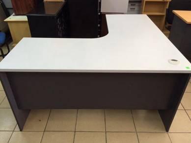 L shape office Table Code:OT-88