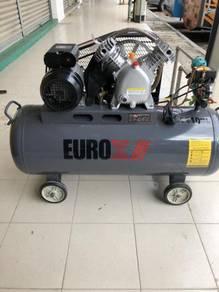 Euro eax7110 air compressor 100l