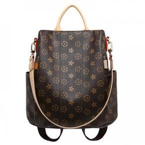 Leather Print Luxury Sling Bag Backpacks Backpack
