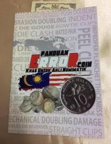 BUKU PANDUAN ERROR COIN- 110page