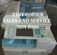 Ricoh copying machine of mpc 3300