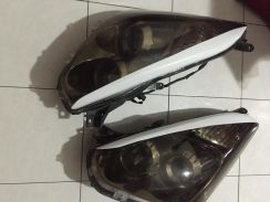 Toyota wish head lamp
