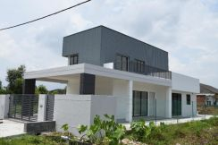 New bungalow in ipoh