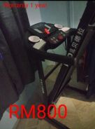 Treadmill 2.5hp