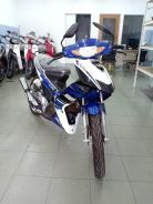 Modenas dinamik120 6 speed - grand opening offer