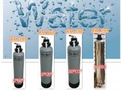 Water Filter / Penapis Air SIAP PASANG 5m