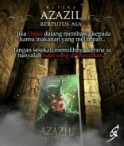 Buku Ketika Azazil Berputus Asa