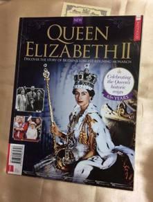 QuEEN ELIZABETH II MEGAZINE - 145 page