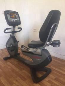 Life fitness 95R Achieve Recumbent exercise bike