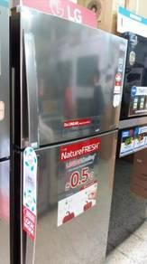 0% GST * New LG inverter Refrigerator IEC-516L