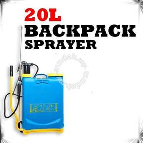 BEST 20L Backpack Knapsack Pump Sprayer Garden Che