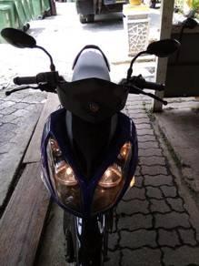 Motosikal lc 135