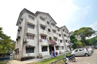 Flat Taman Alam Megah jalan 28/24 Seksyen 28, Block 24 tingkat 3