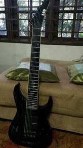Gitar LTD 8 tali