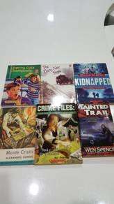 Novels(6 books)