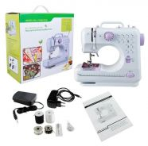 New sewing machine / mesin jahit 12 fungsi dkm