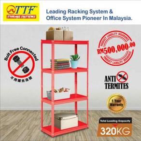 Tv steel rack book steel shelves boltless rack