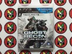 [USED]PS3 Tom Clancy Ghost Recon Future Soldier