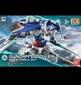 HG BD 1/144 00 Diver Gundam