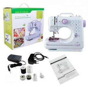 New sewing machine / mesin jahit 12 fungsi dst