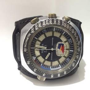 Sicura / Brietling Chronograph Vintage
