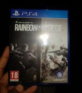 Tom clancy's rainbow six siege Ps4 game ps4 game