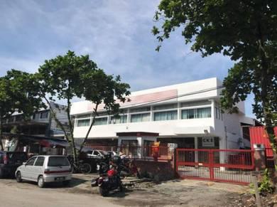 Factory Warehouse 15000sqft Kepong