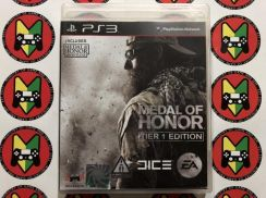 [USED]PS3 Medal Of Honor