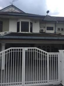 2 storey terrace house pandan indah near lrt