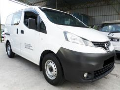 2016 Nissan Nv200 1.6 (M)SEMI PANEL GOOD CONDITION