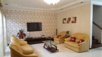 Tabuan Jaya Baru 2 Double Storey Terrace House For Sale