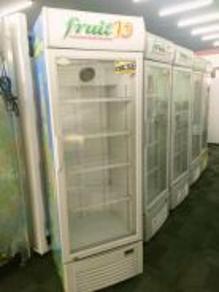 1 door display showcase chiller 350l (like new)