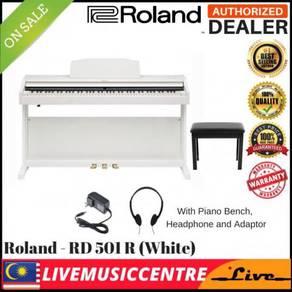 Roland RP501R Digital Piano - White (RP501R rp501)
