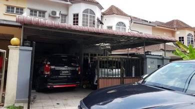2sty House Rumah Taman Desa Serdang Seri Kembangan Serdang 20x65