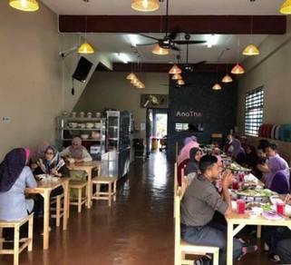 Restoran untuk Dilepaskan, Kepala Batas, PulauP