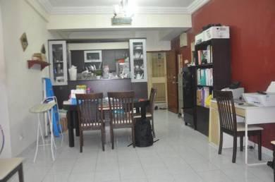 [RENOVATED] Oakleaf Park Condo [856sf] Near Giant Ukay - Ampang